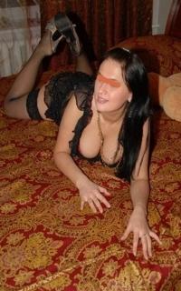 Проститутка Крис